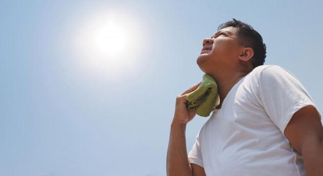 گرما زدگی چیست. علل، علائم و درمان