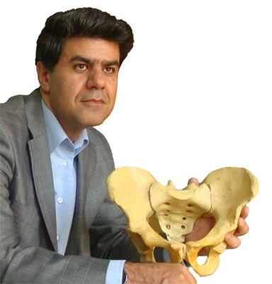 دکتر مهرداد منصوری - متخصص ارتوپد، فوق تخصص و جراح لگن و مفصل ران