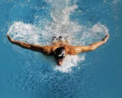 آسیب ورزشی شنا